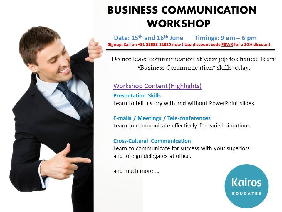business communication essay conclusion